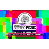 Boletas Festival Estereo Picnic 2018 Sabado