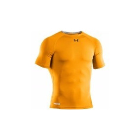 c793c74bb3d4a Camisa Compressão Under Armour Sonic Heatgear Tam. G
