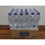 Agua Mineral Com 12 Garrafas 510ml Uber Taxi Lanchonete Bar