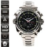 Reloj Camara Espia Oculta Vision Nocturna Full Hd 1080p Mic