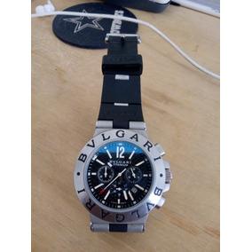 2ef0421ec03 Relogio Bvlgari Titanium Ch35s D24884 Luxo Masculino - Relógio ...