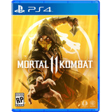 Mortal Kombat 11 Ps4 (latino) - Juego Fisico - Cjgg
