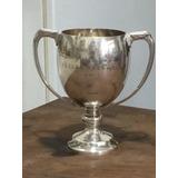 Copa Trofeo De Plata 354 Grs Del Año 1947 Rotary Club Golf