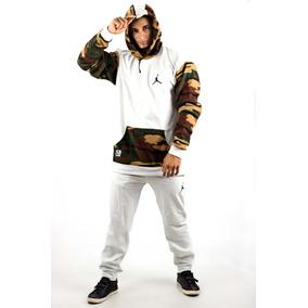 c3572b07bf4f2 Docena Conjunto Sweater Caballeros Inked Jordan Algodon