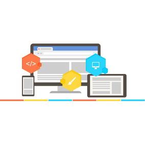 Criação Web Site Profissional Exclusivo Completo Html Css