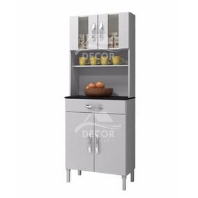 Armário De Cozinha Itália 04 Portas