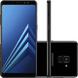 Samsung Galaxy A8+ Plus A730f/ds 64gb Original - Vitrine