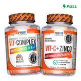 Multivitamínico A-z Multi Complex + Vitamina C Vit C 1000mg