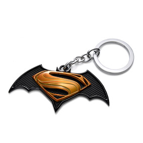 Chaveiro Batman Vs Superman De Metal Dc Comics Hq Filme