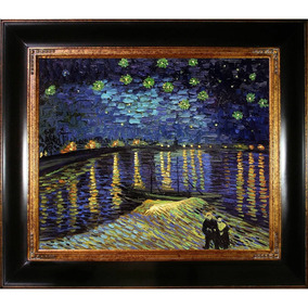 53f177ad01a8ef Overstockart Vincent Van Gogh Starry Night Over The Rhone 20