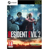 Resident Evil 2 / Biohazard Pc + Dlc Steam Codigo Original