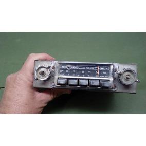 Vendo Radio Para Carro Antigo