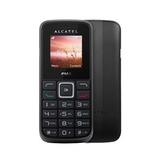 Celular Alcatel 1011d Preto Rádio Fm (de Vitrine)