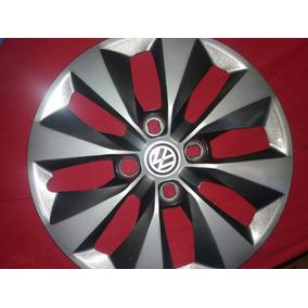 4 Calota Esportiva Aro 14 Volkswagen- Parafuso- Cubo Baixo