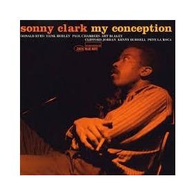 Cd Sonny Clark - My Conception - 1957