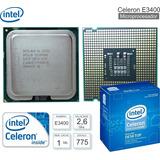 Procesador Intel Celeron Pc Gamer 2.6 Ghz Mas Cooler De 12v