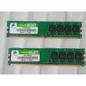Vendo Memoria Ram Ddr2 512mb Corsair