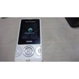 Cel Sony Ericsson W205 Telcel Sin Pila Funcionando Ok