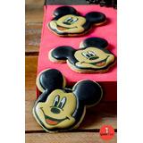 Galletas Decoradas Personalizadas Mickey Mouse