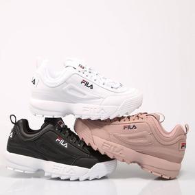 127868634b8f1 Zapatilla Fila Mujer 2018 - Zapatillas Fila de Mujer en Mercado ...