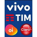 Créditos Célular R$ 20,00