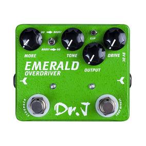 Pedal Guitarra Dr J Emerald Overdrive Joyo D-60