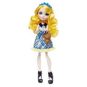 Boneca Ever After High Mattel Piquenique Blondie Lockes