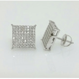 f50061a56711 Hombres 925 Laboratorio De Plata Esterlina Diamante Pantall