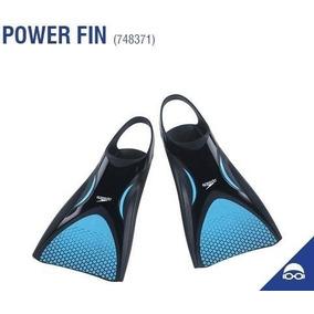 Nadadeira Power Fin Speedo - Pe De Pato - Sacola Gratis