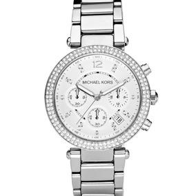 Relógio Michael Kors Stainlesssteel Mk5353 Feminino Original