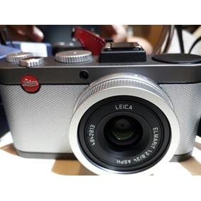 Câmera Leica X-e Typ 102 Em 12x S/ Juros!