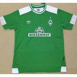 Camisetas Werder Bremen De Alemania Temporada 2019 768fc4c3ff650