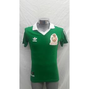 Jersey Seleccion Mexicana 1986 en Mercado Libre México a584bd815cbb5