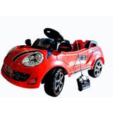 Auto Con Control Remoto Para Niño (consultar Stock)