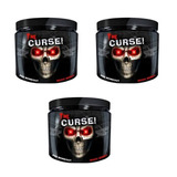 Kit 3x The Curse 250g 50 Doses - Cobra Labs