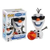 Funko Pop Disney Frozen Summer Olaf (vaulted)