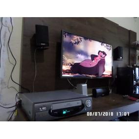 Video Cassete Semp 5 Cabeças Auto Limpante