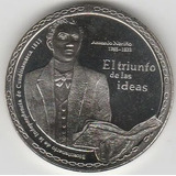 Moneda Independencia De Cundinamarca $5.000 Edición Limitada
