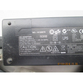 Adapter Ac 24v-2.5a