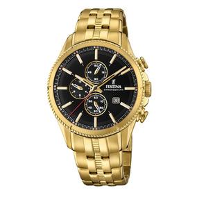 Reloj F20418 3 Dorado Festina Hombre Prestige por Festina Group. 1 vendido 78aaf3c573a1