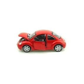 Volks New Beetle Fusca Maisto 1:25