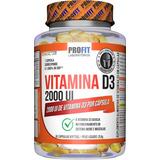 Vitamina D3 Colecalciferol 2000 Ui 60 Caps - Profit