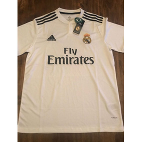 low priced ad286 64c4a Camiseta Real Madrid Titular 2018-2019