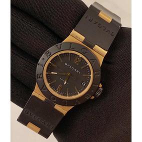 c191d82d548 Relogio Bvlgari Original Ouro - Joias e Relógios no Mercado Livre Brasil