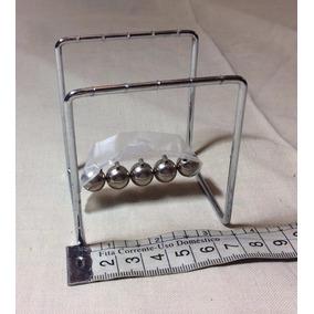 8adf7d71603 Pêndulo De Newton Efeite Decoração Escritório Jogo De Bolas