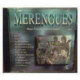 Cd - Merengues - Instrumental - 1995 - Original