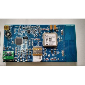 Modulo Gprs Telit Gi865- Quad V3 Com Bateria Imbutida...