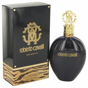 Perfume Roberto Cavalli Nero Absoluto Feminino 75ml - Perfumes no ... ca7aafa739