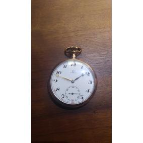 a4e9bc926be Relogio Omega Caixa Em Ouro - Relógios De Bolso no Mercado Livre Brasil