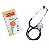 Estetoscópio Duplo Premium Estudante Enfermagem